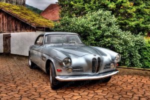 Poster BMW 503