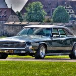 Ford Thunderbird in Top HDR Qualität