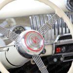 Poster US Car V 8 Cockpit